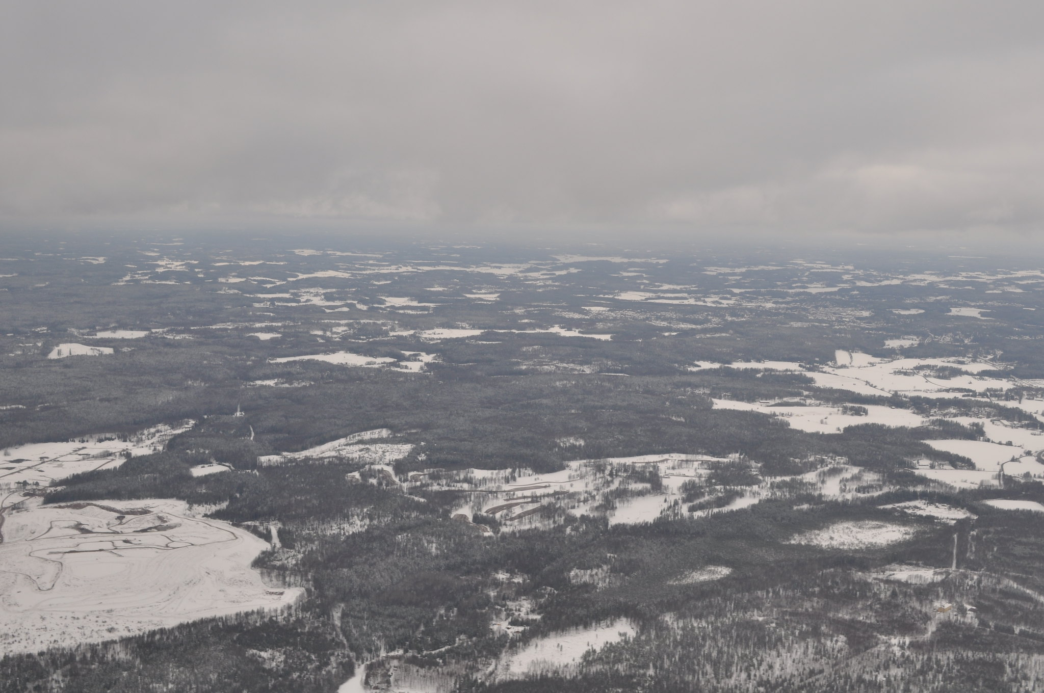 Finland Aerial