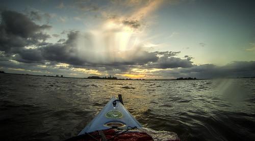 Indian River Sunrise Paddling-027