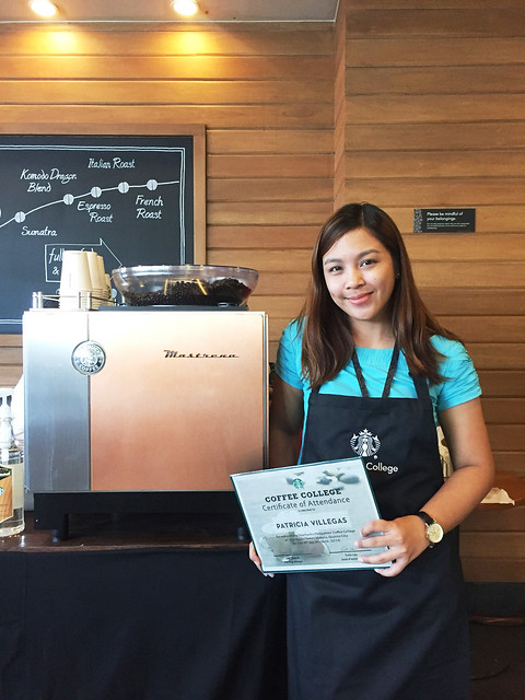 Starbucks Coffee College - Starbucks Philippines - Coffee Appreciation - Starbucks Reserve - Tomas Morato -11