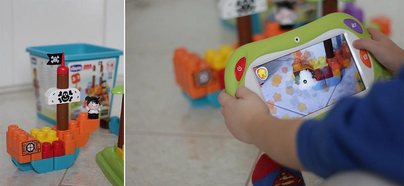 Chicco happy Tab e App Toys