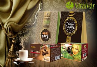 Válassza az egészséges kávét!
