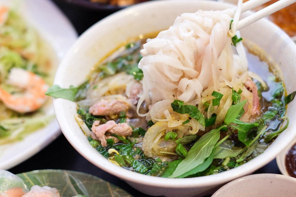 Long Phung Vietnamese Restaurant: Pho Tai