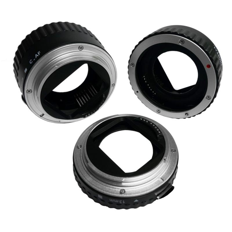 canon auto focus macro extension tube metal mount
