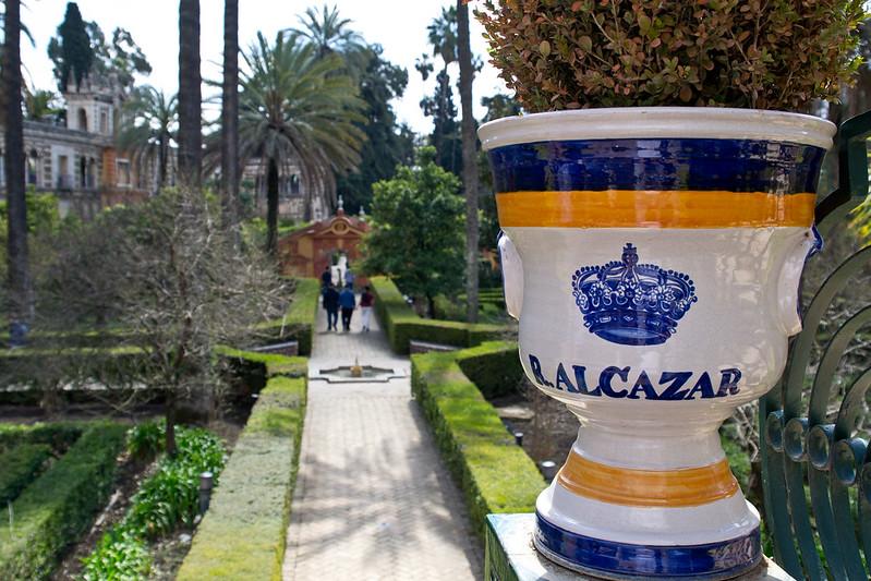 Reales Alcázares de Sevilla, Spain | packmeto.com