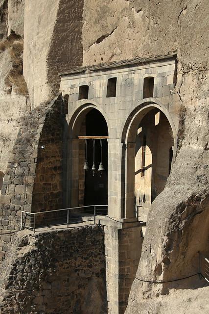Vardzia Caves
