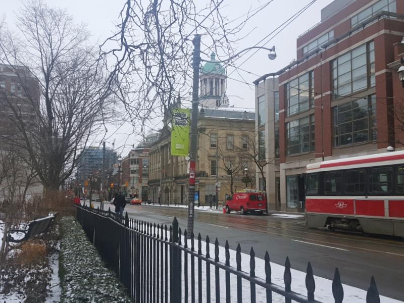 Toronto King St E