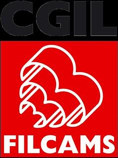 Cgil Filcams logo