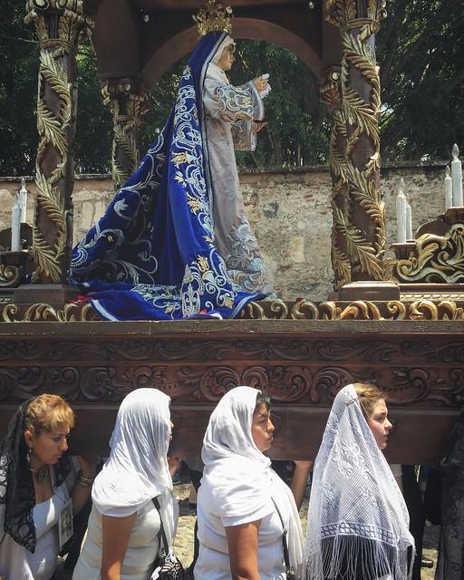 The Women's Procession