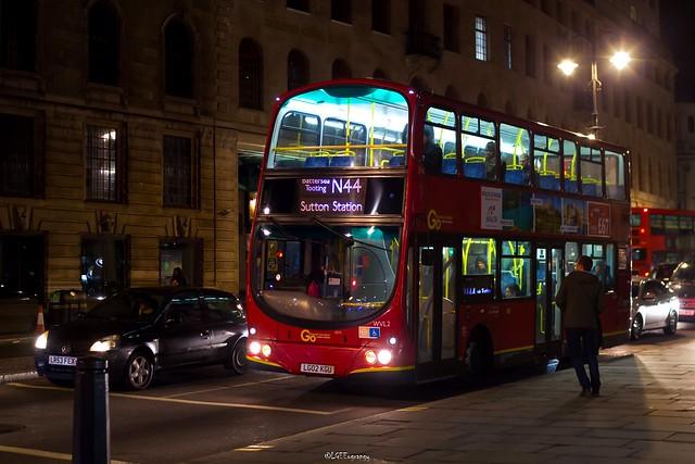 London General WVL2 (LG02 KGU) Route N44