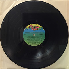 DISCO-TEX & HIS SEX-O-LETTERS:DISCO-TEX & HIS SEX-O-LETTERS(RECORD SIDE-B)