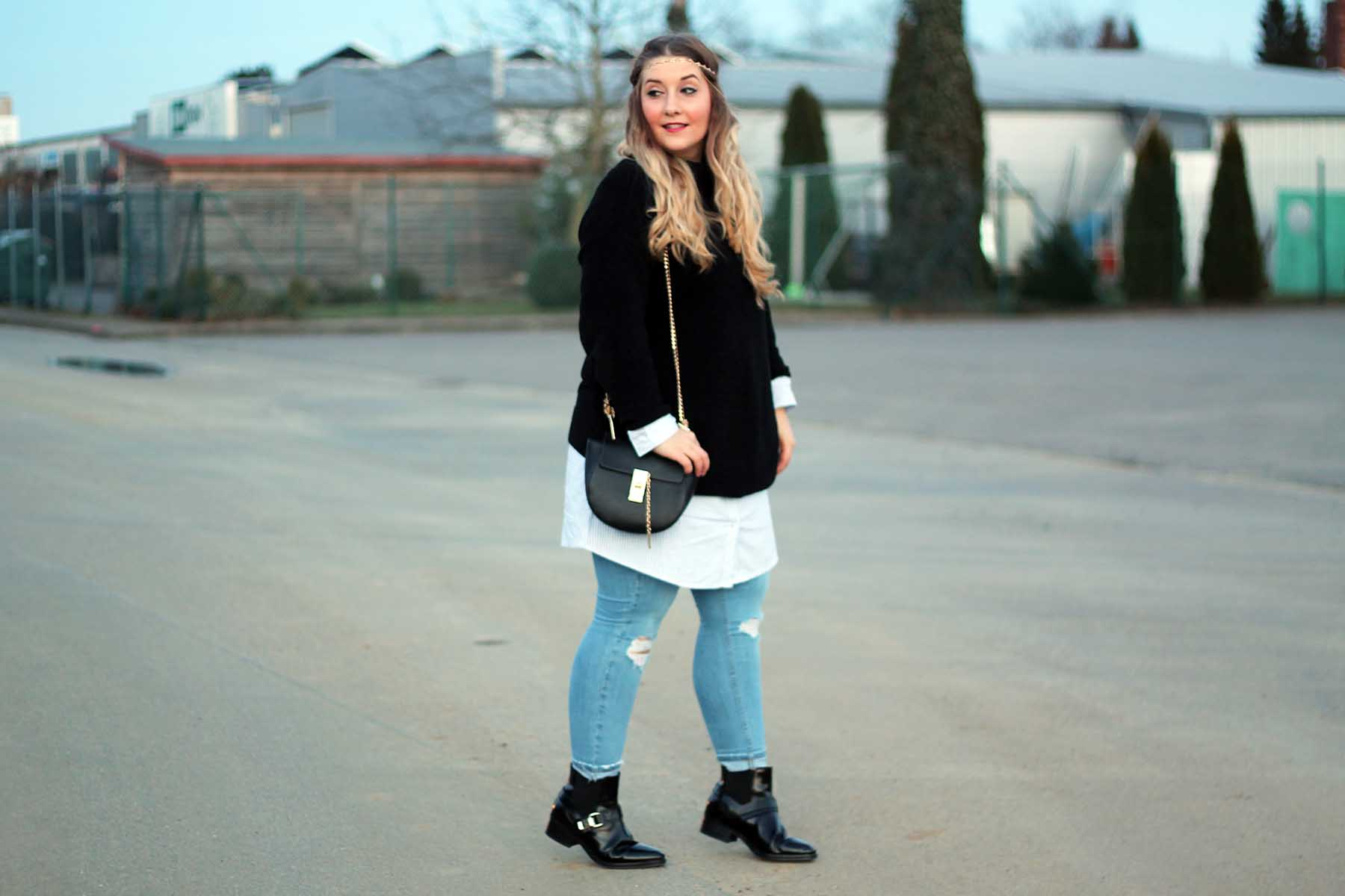 modeblog-fashionblog-outift-style-jeans-hemd-pullover-stiefeletten