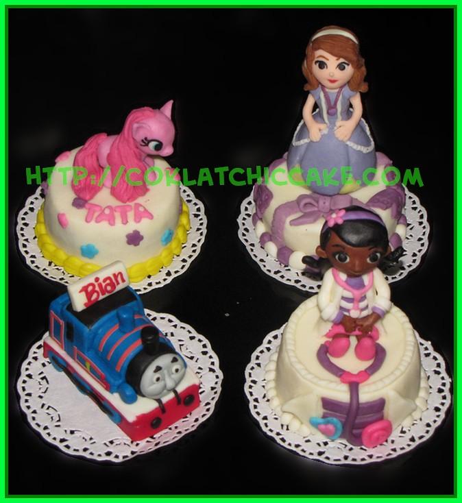 Various Minicake