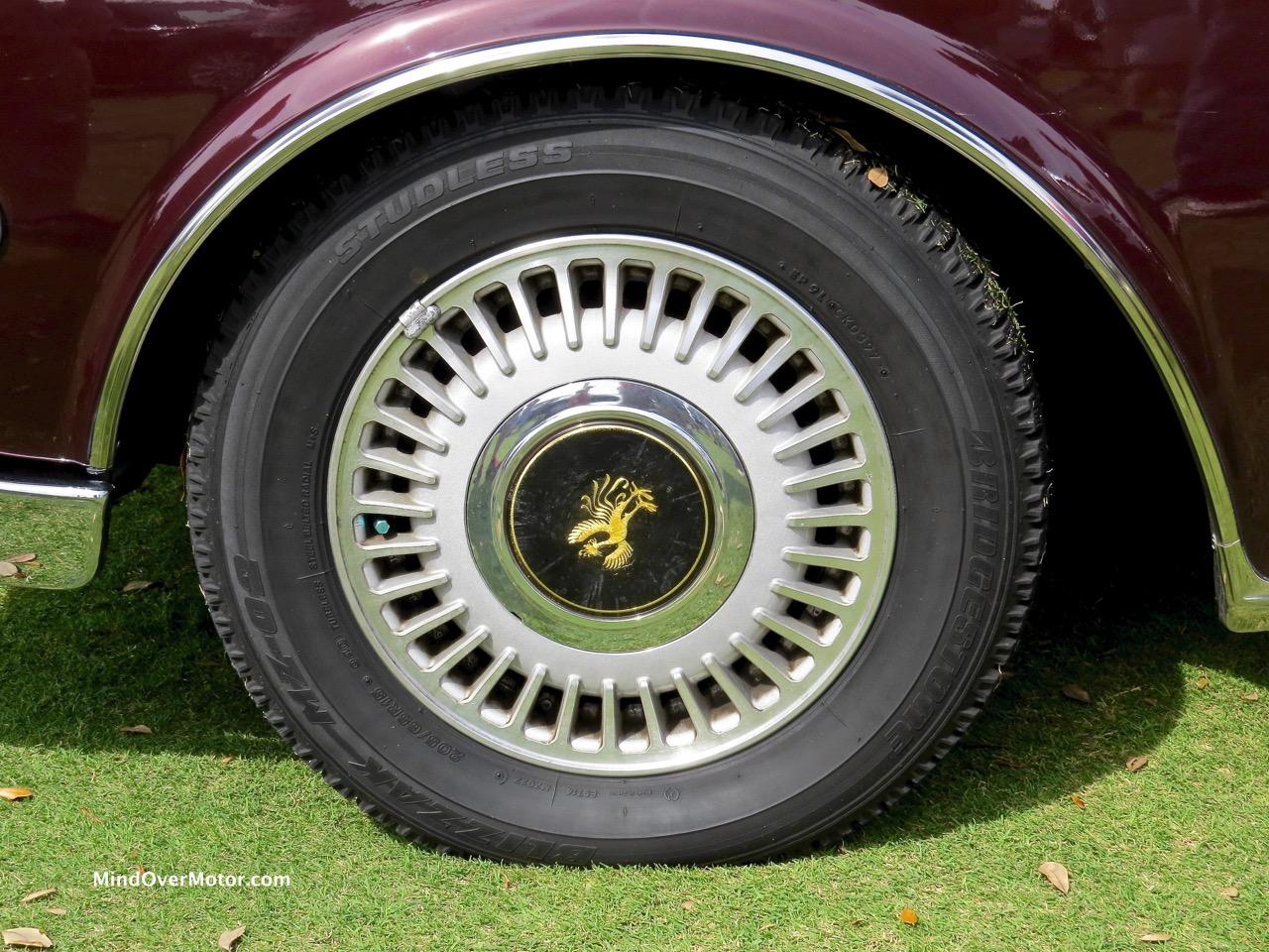 Toyota Century Wheel