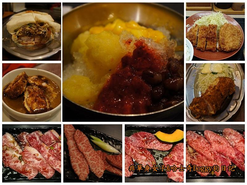 日本咖哩豬排飯&和牛燒肉土古里01