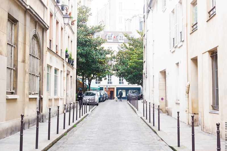 Somewhere in Le Marais
