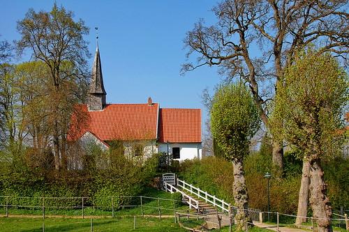 Kirche in Ülsby
