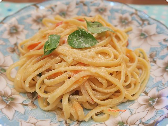 160421 番茄羅勒義大利扁麵-02