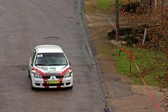 7ième Rallye de Bourbonne les Bains - Photo of Enfonvelle