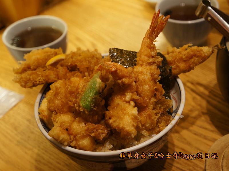 日本橋天丼金子半之助炸蝦飯31