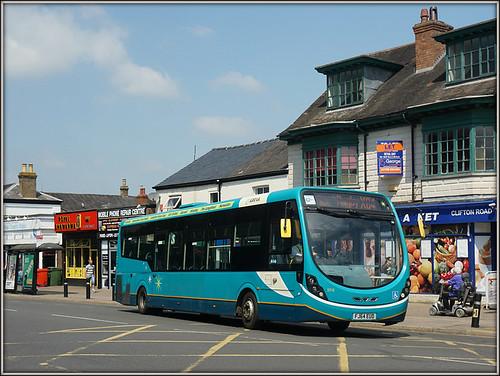 Arriva Midlands 3316