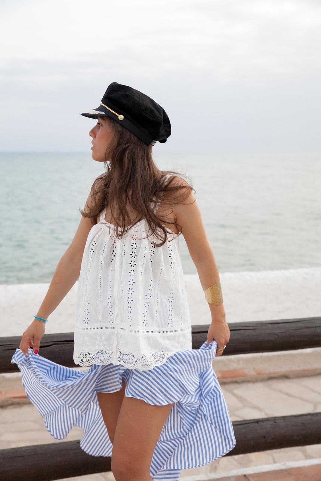 El look perfecto de verano para una Mediterranean Girl theguestgirl
