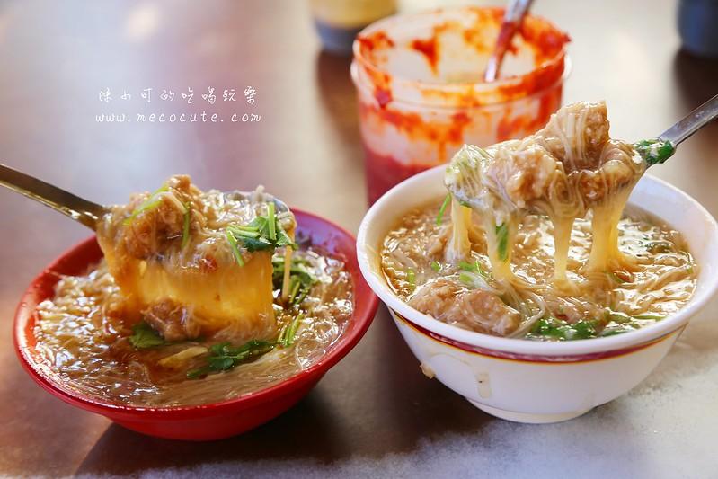 彰化小吃,彰化美食,彰化麵線,王罔麵線糊 @陳小可的吃喝玩樂