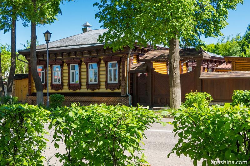 Дом купцов Бибановых, Суздаль