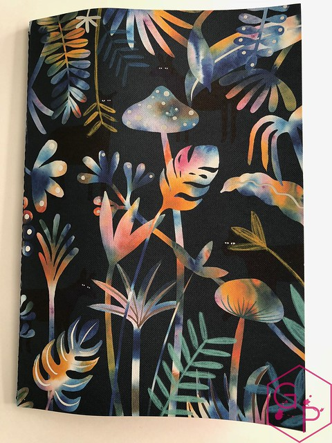 @MilligramStore Notebooks from Marc Martin Kaleidoscope Jungle & Melbourne Museum 17