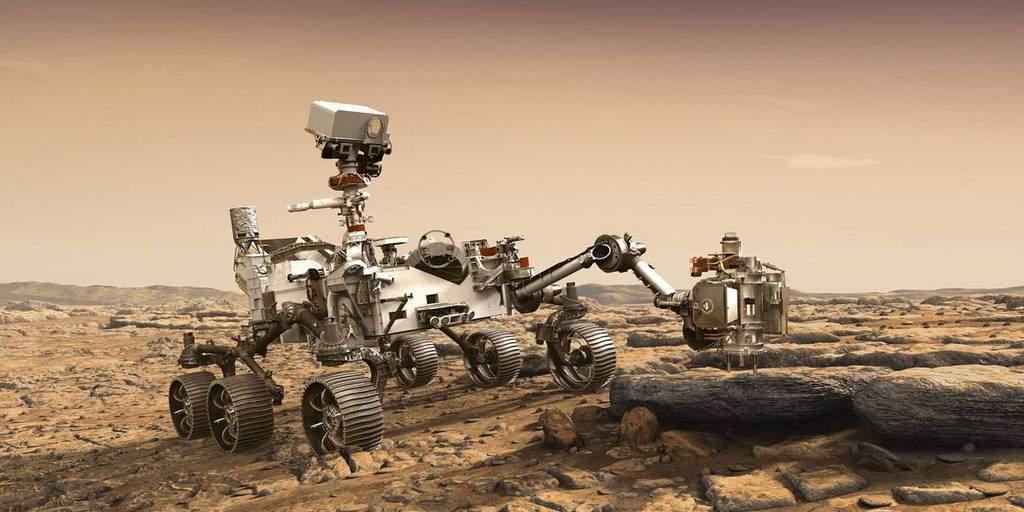La NASA découvre du méthane sur Mars et des molécules organiques