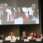 High-level conference, dedicated to the EU cohesion policy: Roundtable, Panel 2