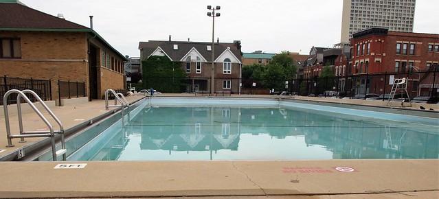 Pulaski Park Pool