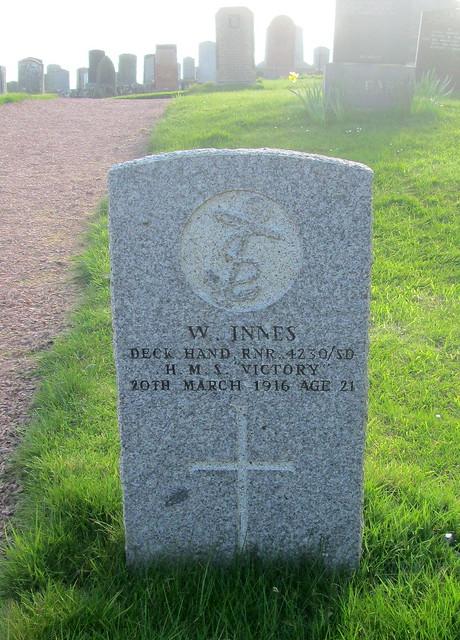 St Monans, War Grave
