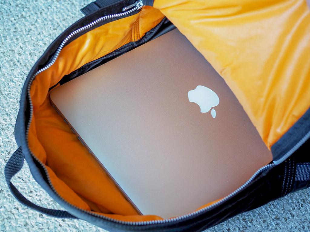 タンカーデイパック/MacBookPro