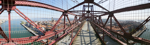 Vizcaya Bridge (Getxo, Spain)