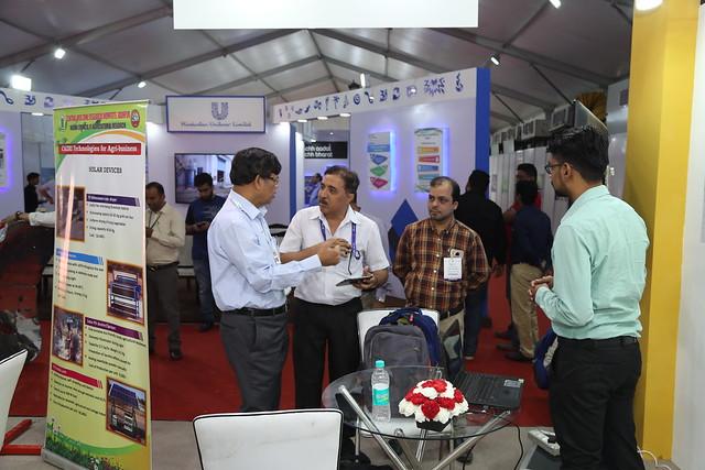 ISA Participate at WED 2018 Vigyan Bhawan, New Delhi from 2nd - 5th June, 2018