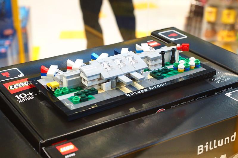 LEGO Store @Billund Airport