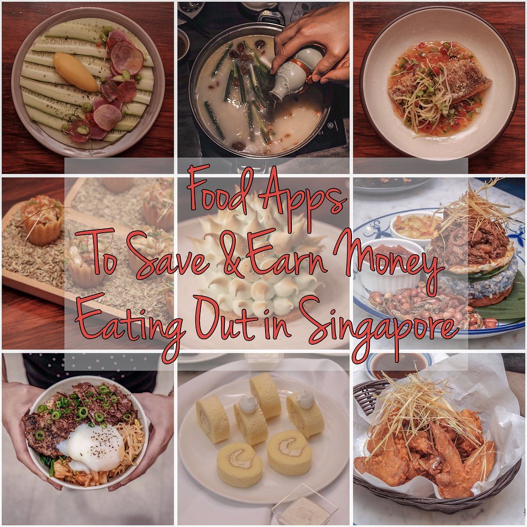 Hazeldiary Food Apps Save money in Singapore