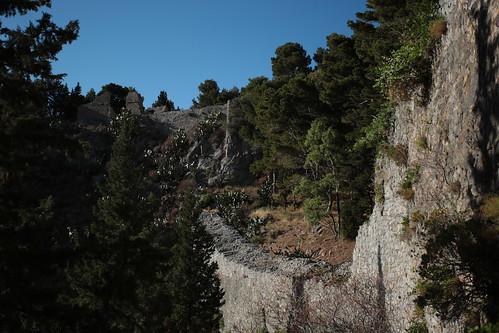 Cefalù: salita alla rocca