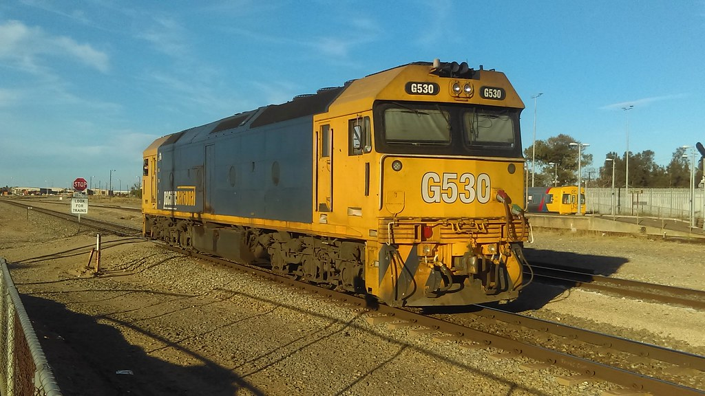 G530 at dry creek by Wesley Patsons