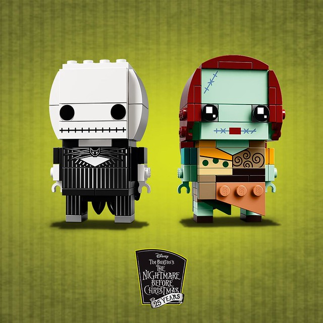 What's This? What's This? There's Brickheadz Everywhere!