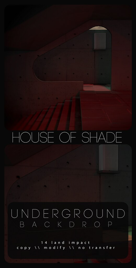 House of Shade – Underground AD SL