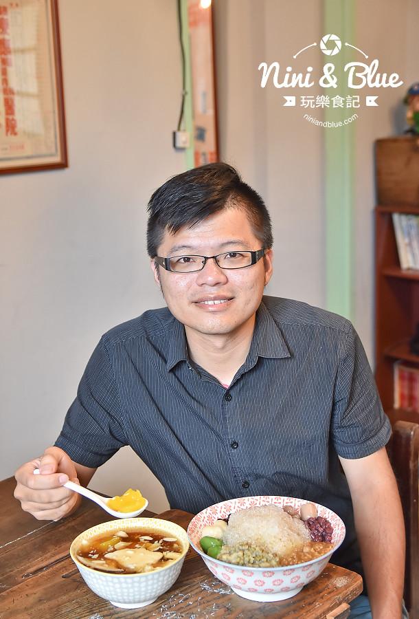 台中豐原 豆花 剉冰 仙草凍 默坊23