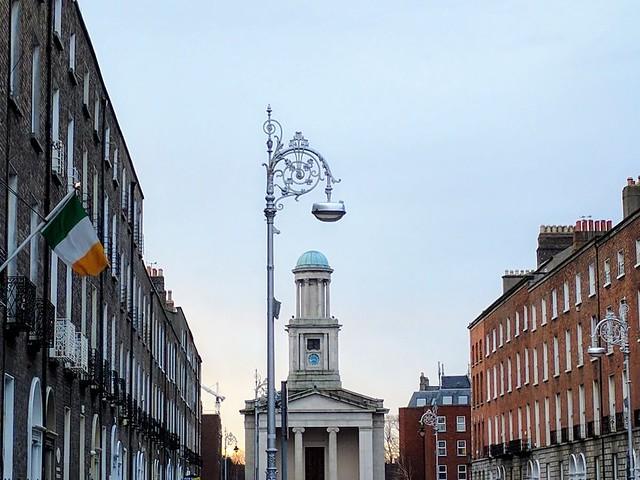 moving to Dublin Ireland
