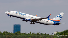 SunExpress Boeing 737-8HC(WL) TC-SNP 40777 Juni 2018