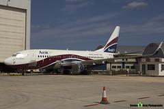 5N-MJI - 28640 - Arik Air - Boeing 737-76N - Luqa Malta 2017 - 170923 - Steven Gray - IMG_0020