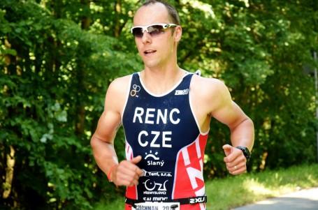 Tomáš Řenč a Pavlína Baťková odolali vedru a vyhráli Czechmana