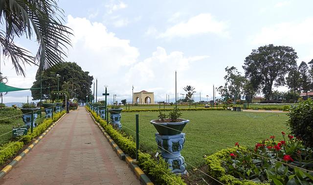 Raja's Seat park