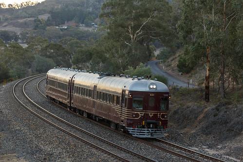 Bushland Railmotor