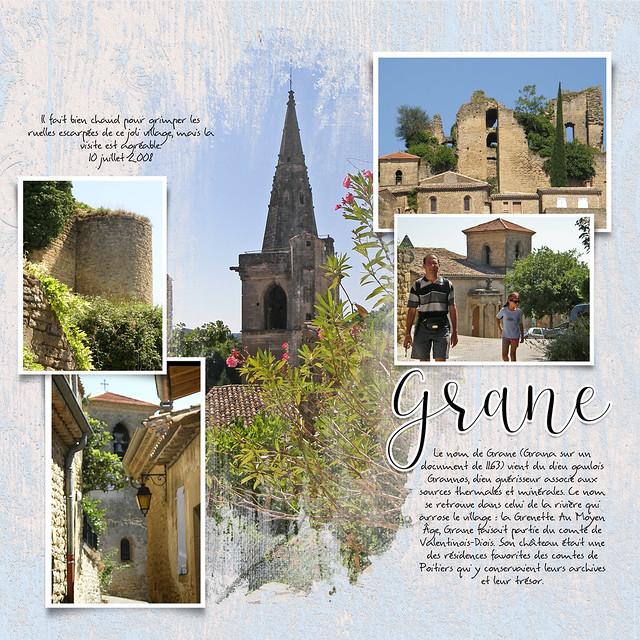 Drôme 2008 - Grane