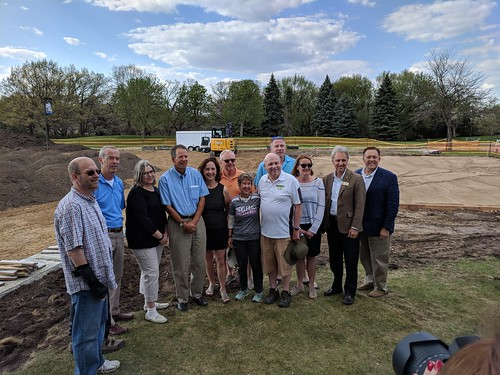 2018 Staring Lake Courts Groundbreaking